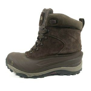 The North Face Waterproof Insulated Winter Boots